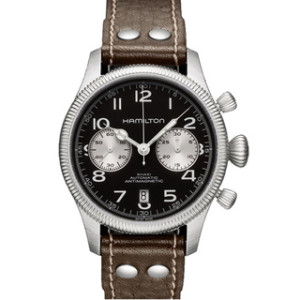 Hamilton-Mens-Khaki-Pioneer-Auto-Chrono-Black-Dial-Watch-P15387089