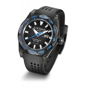 panske-hodinky-locman-stealth-carbon-modra